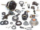 Flatbed Truck Engine parts