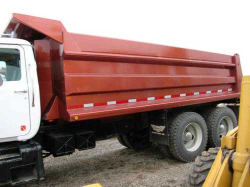 Dump Body Parts : Commercial truck parts gt dump body