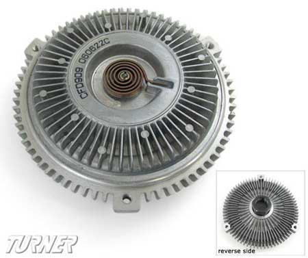 Automotive Fan Clutch